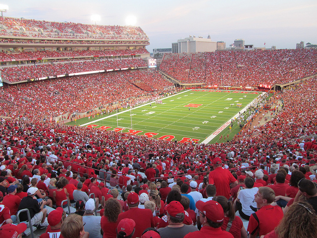 Memorial Stadium Lincoln Travefy Best Of Nebraska