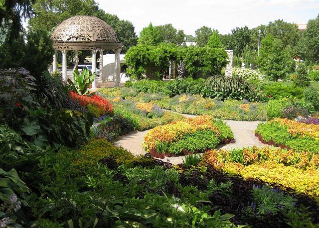 Sunken Gardens Lincoln