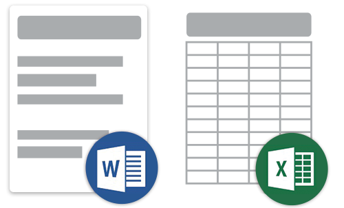 get your free travel itinerary templates for microsoft word or excel