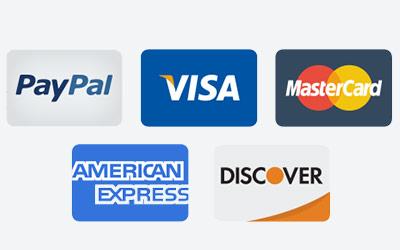 Choose a convenient Payment Method