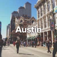 Austin SXSW Street Instagram