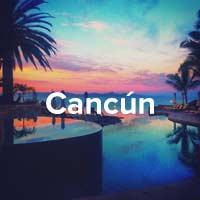 Cancun Beach Pool Instagram