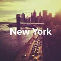 New York Bridge Traffic Instagram