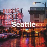 Seattle Fish Market Instagram Pike's Place