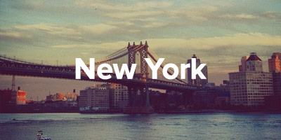 New York - sample itinerary