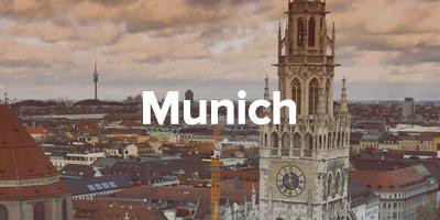 Munich, Germany - sample itinerary