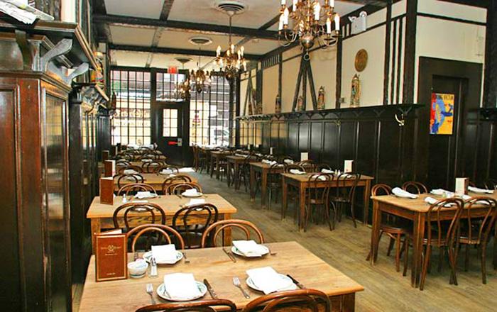 Best Italian Restaurants Alphabet City