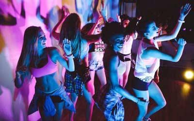 Alternative Bachelorette Party Ideas - Workout Class
