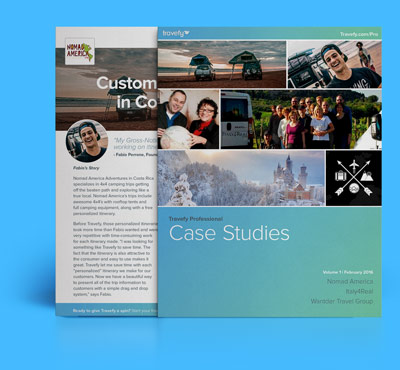 Travefy Professional Case Studies