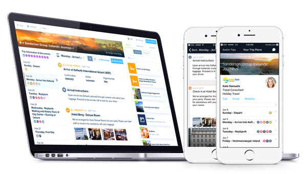 Travel Itinerary Template - Itinerary Planner | Travefy